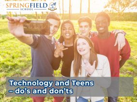 Technology and Teens – do's and don'ts