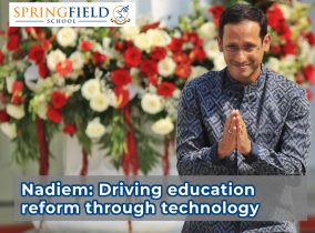 Nadiem: Driving education reform through technology